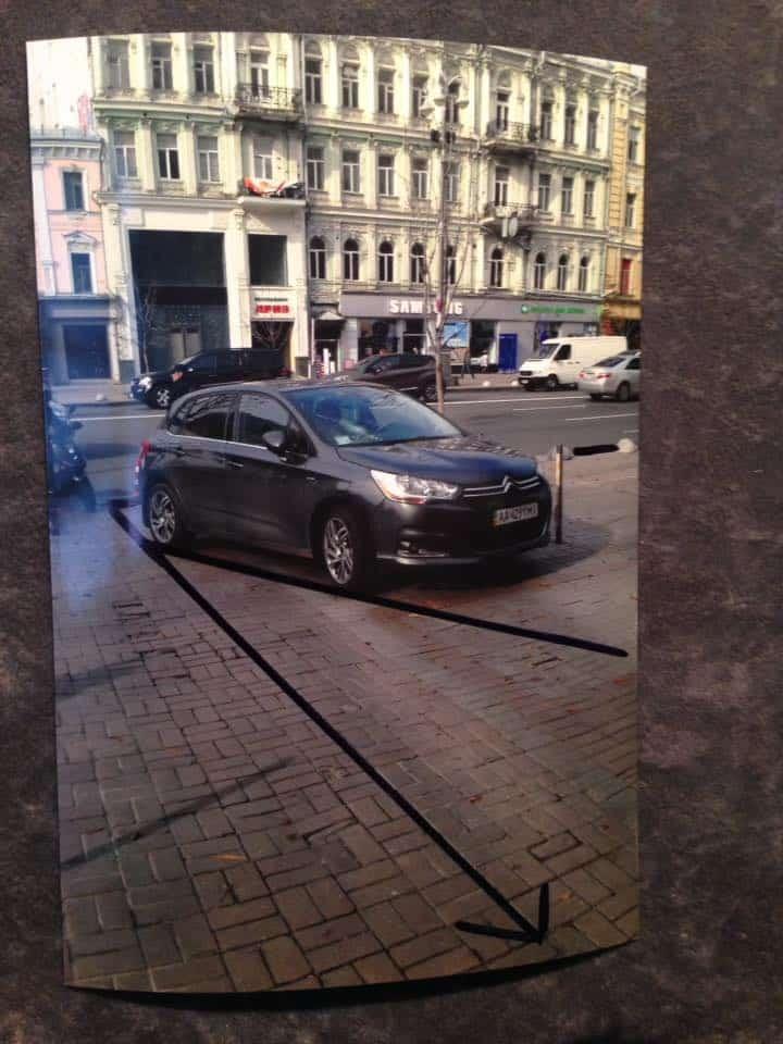 Вячислав Снимаренко, Гарбо, Полицейский, Агрессивный, коп, разбил стекло