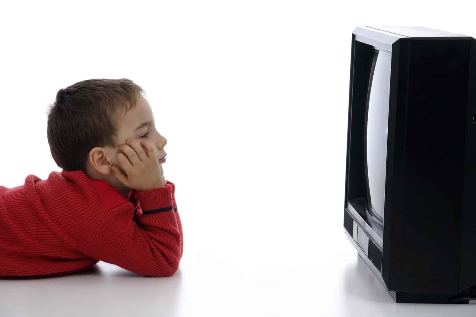 телевизор и развитие детей