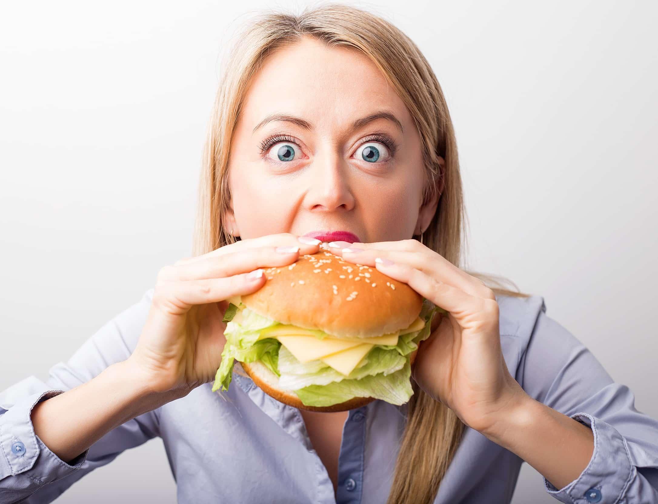 Ужасающий аппетит scary appetite